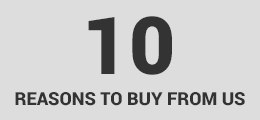 10 reasons to buy from us